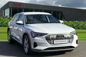 image for 2020 Audi E-Tron Technik 50 quattro 230,00 kW Auto Estate Electric Automatic