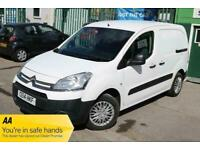 2014 Citroen Berlingo 1.6 625 LX L1 HDI PANEL VAN Diesel Manual