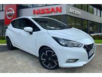 2021 Nissan Micra 1.0 IG-T 92 Acenta 5dr CVT [Convenience Pack] Automatic Hatchb