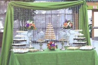 Exquisite Dessert Tables and Candy Buffets