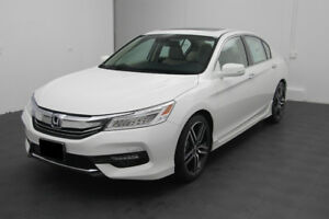 2017 Honda Accord Touring V-6 Sedan