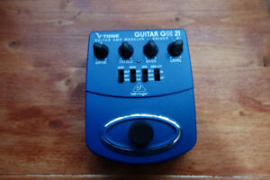 Five Great Pedals - Like New!  Located in Legal.