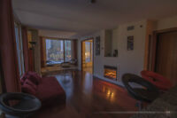 Furnished condo panorama at Embassy Suites Hilton, Old Montreal