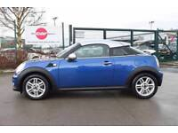 2014 MINI COUPE MINI Coupe 1.6 Cooper 3dr [Pepper Pack + Stripes]