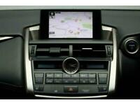2017 17 LEXUS NX 2.5 300H LUXURY 5DR 1 OWNER AUTO 153 BHP