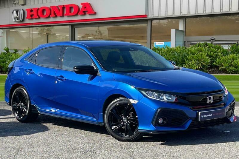 2019 Honda Civic 1.0 VTEC TURBO Sport Line 5-Door Auto Hatchback Petrol Automati