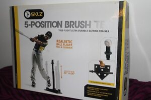 SKLZ 5 POSITION BRUSH TEE NEW
