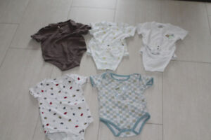 18m onesies 3$ for all