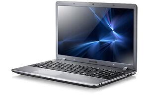 Samsung 15.6' laptop(4G/320G/HDMI/webcam/512mb Video Ram )$299!