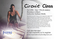 New Fitness Classes starting Soon!