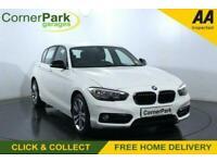 2017 17 BMW 1 SERIES 1.5 118I SPORT 5D 134 BHP