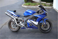 Yamaha YZF-R6 2004 for sale