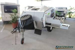 #16060 2009 TRACK TRAILER 'CANNING' OFFROAD CAMPER TRAILER
