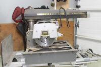 scie radial model  dewalt 770