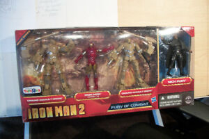 Iron Man box sets