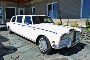1974 Rolls Royce Silver Shadow Limousine