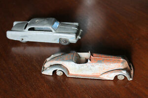 Metal Toy Cars VERY OLD