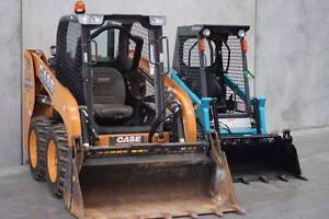 2.2T Skid Steer and Mini Skid Steer Hire from $250 Campbellfield Hume Area Preview