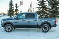2016 RAM 1500 REBEL CHECK OUT THE  NEW DESIGNED INSIDE & OUT