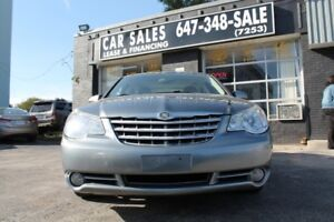 2009 Chrysler Sebring Leather, Sunroof, Heated seats, No acciden