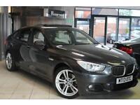 2013 13 BMW 5 SERIES 3.0 535D M SPORT GRAN TURISMO 5D AUTO 309 BHP DIESEL