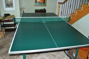 Professional Kettler table tennis table