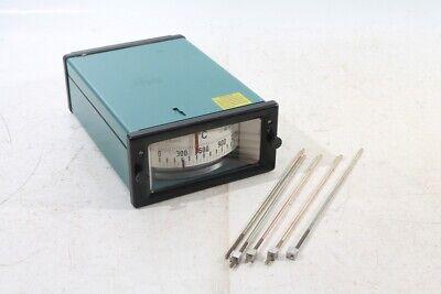 Old Tastbügelregler Regulator Einbauthermometer Old Vintage