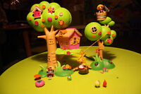 LaLaLoopsy Tree House - Accessories and Characters