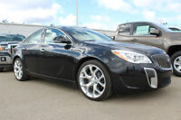 NEW! ONLY $38,914! 2014 Buick Regal GS Turbo 259 hp! Was $48,990