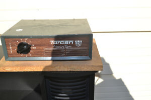 TORCAN Heater - old school car heater - oldie but a goodie