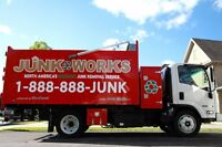 Junk Removal - Anything and Everything! - JUNK WORKS