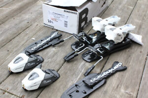 Techno Pro Saphire Candy TL90 Adult Bindings