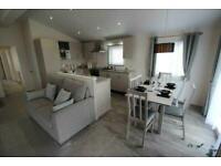 NEW 2021| Grangewood Lodge | 40x20 | 3 Bedroom | Twin Unit Mobile Log Cabin