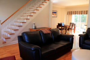 Downtown Executive Home - Fully Furnished