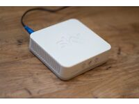 Wireless sky booster box