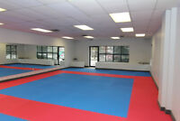 Dojo Space For Rent