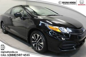 2015 Honda Civic Coupe EX 5MT