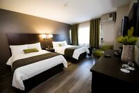 Part Time Housekeeper / Laundry - V Hotel and Suites