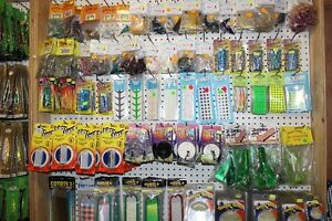 Fishing tackle sale in Acton