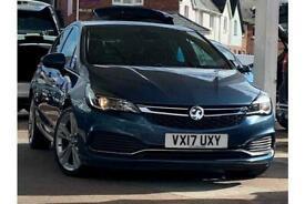 image for 2017 Vauxhall Astra CDTi BiTurbo SRi VX Line Nav Hatchback Diesel Manual