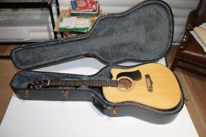 Guitare électro-accoustique Aria