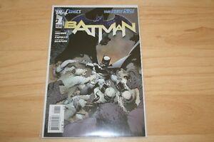 Batman Comic New 52 Number One