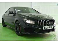 2015 Mercedes-Benz CLA CLASS CLA45 AMG Coupe Petrol Automatic