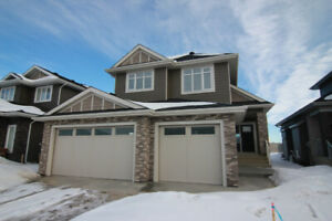 BRAND NEW Bungalow BACKING A PARK in Erin Ridge!