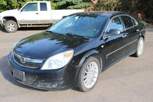 2007 Saturn Aura XR Sedan 2,500 OBO