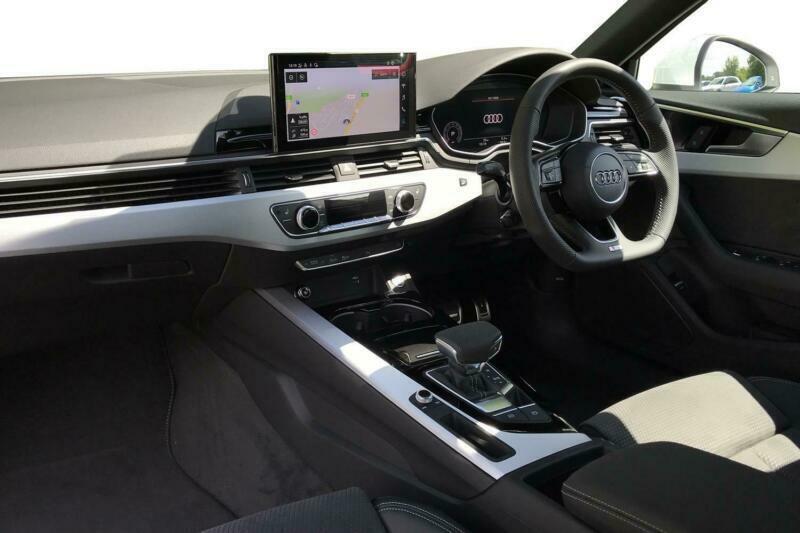 2020 Audi A4 S line 40 TFSI  190 PS S tronic Semi Auto Saloon Petrol Automatic
