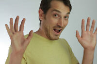 Comedian for Corporate Event, Christmas Parties, Fundraisers