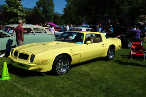 76 Trans Am 455, 4-speed
