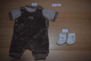 Vêtements 0 Mois (naissance) - TRES BON ETAT (1/3)