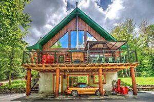 Maison à un étage et demi - à vendre - Saint-Donat - 16667088